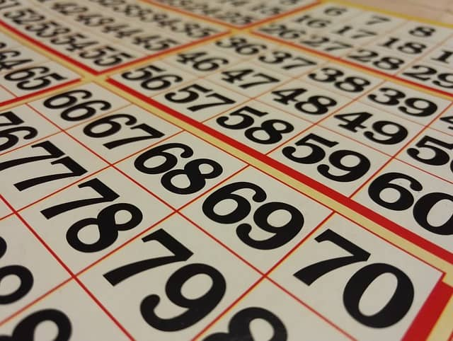 Spela jackpot bingo